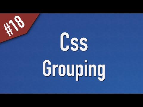 تعلم CSS القائمة #1 الفديو #18