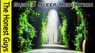 Guided Sleep Meditation: The Mystical Garden