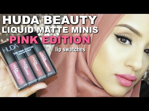 Liquid Matte Lipstick by Huda Beauty #8