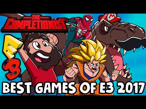 Top 10 Games of E3 2017 - The Completionist Review