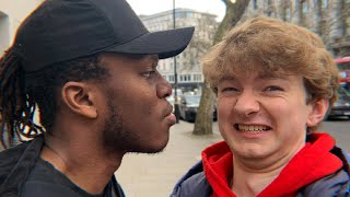 I met KSI in real life...