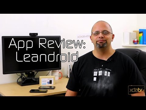 Video of LeanDroid