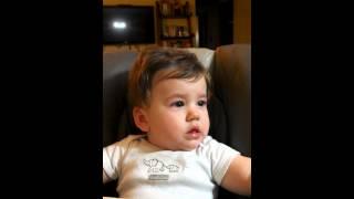 Freddie mercury calms down my baby