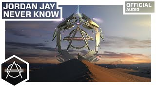 """Video thumbnail of """"Jordan Jay - Never Know (Official Audio)"""""""