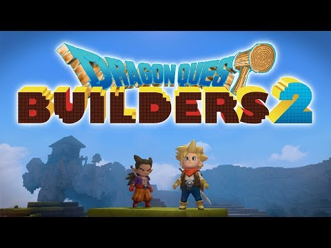 "DRAGON QUEST BUILDERS 2 – ""A Day in the Life of a Builder"" (Gameplay Video) thumbnail"