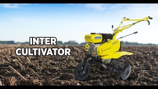 Petrol engine power cultivator in India