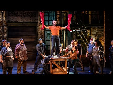 Video Preview of Kinky Boots at Paramount Theatre