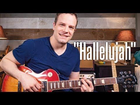 Hallelujah - Guitar Lesson