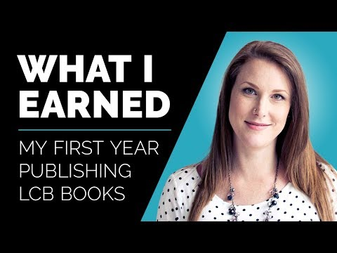 What I Earned My First Year of Low-Content Publishing