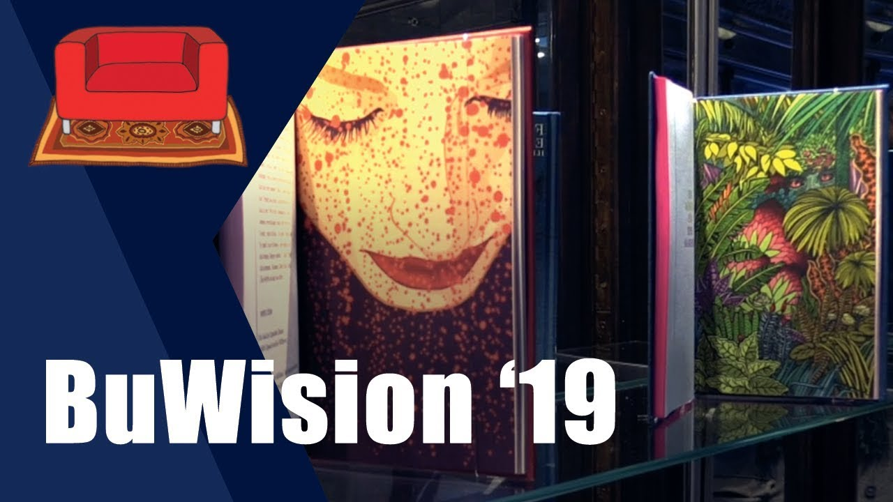 BuWision: Die Ausstellung der Leipziger Buchwissenschaft Leipziger Buchmesse 2019