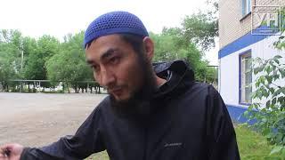 задержания в Уральске
