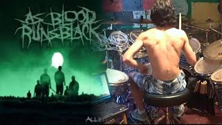 Kyle Abbott - As Blood Runs Black - Intro and In Dying Days (Drum Cover)