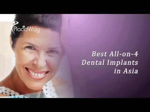 All on 4 Dental Implants Asia