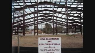preview picture of video 'Courtland Baptist Church's New Sanctuary'