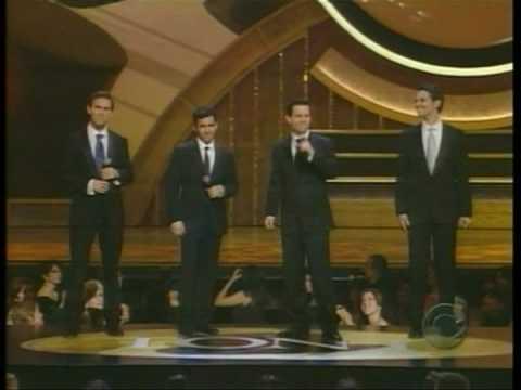2007 Tonys - Jersey Boys OBC Performance