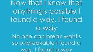 Drake Bell-Found A Way [Acoustic Karaoke]