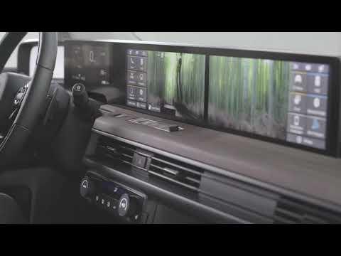 2020 Honda E демонстрирует два 12,3-дюймовых сенсорных экрана