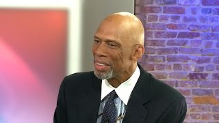 Kareem Abdul-Jabbar on race relations in America