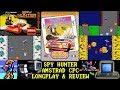 amstrad Cpc Spy Hunter Longplay amp Review Music Added