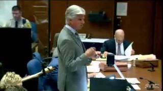 Conrad Murray Trial   Day 22, Part 1