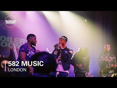 582 Music | Boiler Room x LYNX Music One Night Only London