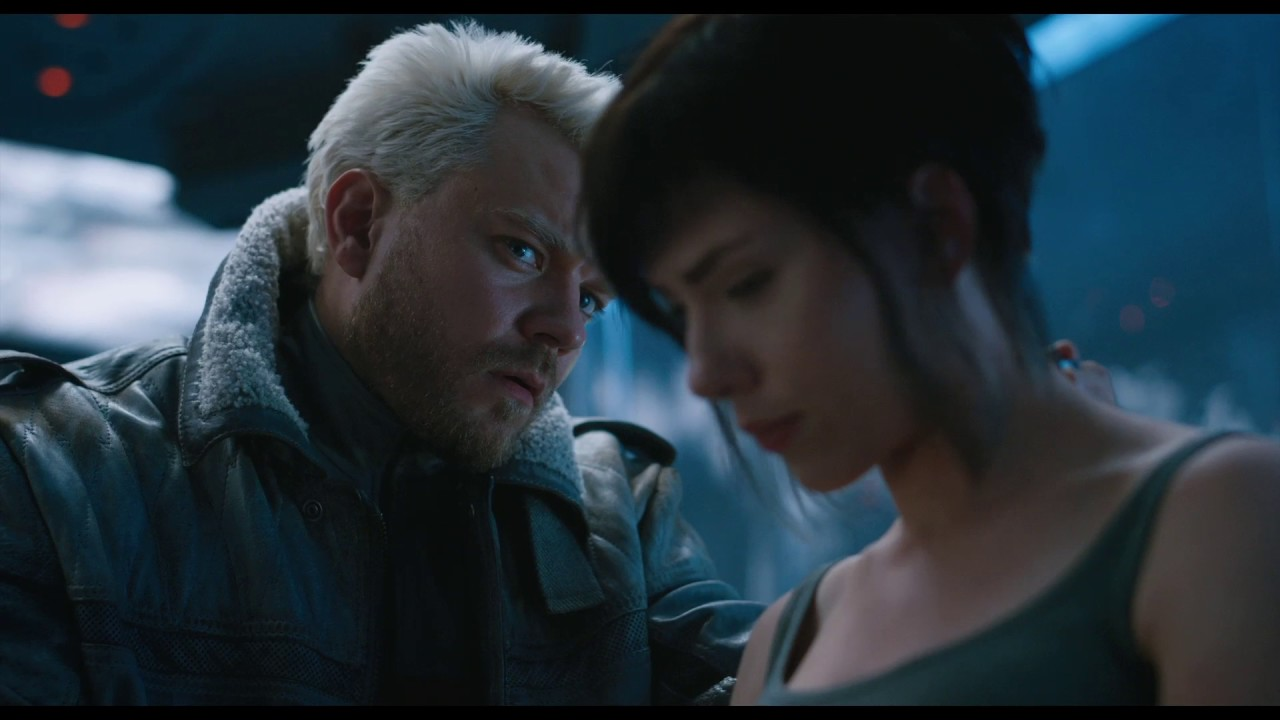 Meet Section 9 In The Latest 'Ghost In The Shell' Video