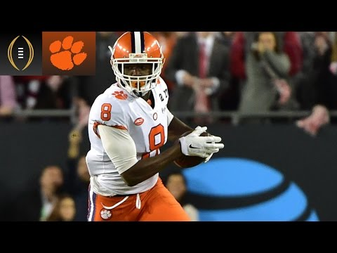 Deon Cain Describes Clemson's Win   Inside The National Championship