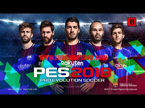 Pes 2018 ps3 Datapack 3 0 + Patch update 1 04 Link