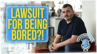 "Man Awarded $45k After Suing Employer Over ""Boring Job"" (ft. KevOnStage)"