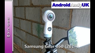 Samsung Gear 360 (2017) Full Review