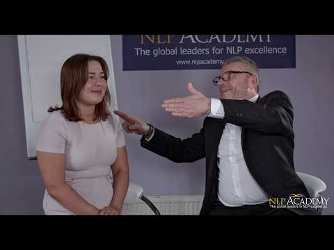 Classic NLP Anchoring demo with Michael Carroll