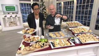 Worlds Fare Foods (16)4oz. Scones In Choice Of Flavors On QVC