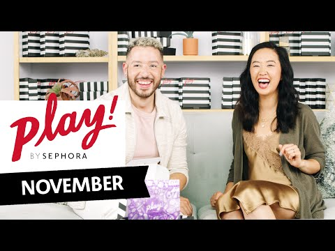 PLAY! by SEPHORA Unboxing: November 2019 | Sephora