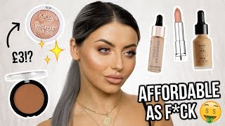 EVERY DAY DRUGSTORE / AFFORDABLE MAKEUP TUTORIAL / GRWM