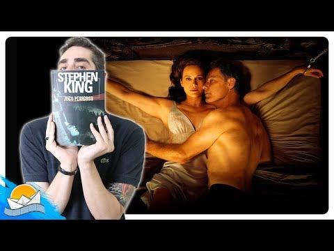JOGO PERIGOSO LIVRO E FILME   Stephen King