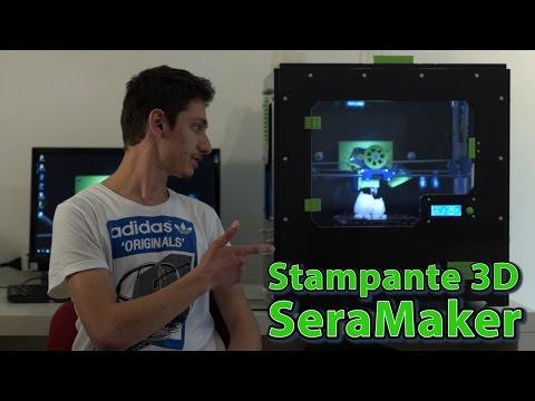Come ho realizzato la mia Stampante 3D con sistema di espulsione dei fumi