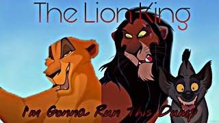 """I'm Gonna Run This Dump"" - Lion King [STYLE!] ( ft. Scar, Zira, & Banzai )"