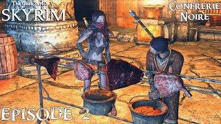 History of Skyrim: Special Edition - Confrérie Noire #2 - 1er Contrats / Un deuil impossible