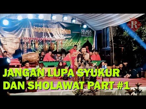 Kyai Sableng #2 - Ngaji Syukur & Sholawat Part 1