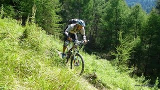 preview picture of video 'Val Venosta - Vinschgau Mountain Biking | Südtirol, Italy'