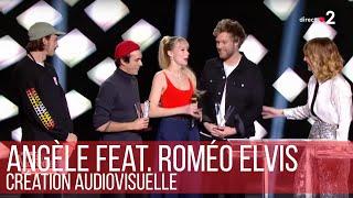 Angèle Feat. Roméo Elvis, Création Audiovisuelle  #Victoires2019
