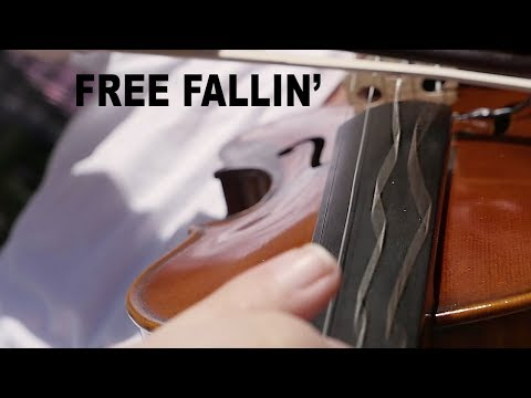 Free Fallin' by Tom Petty | Rob Landes Violin Cover