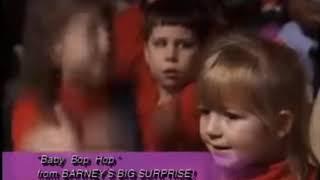 The Baby Bop Hop (Scene Taken from: Barney's Big Surprise)