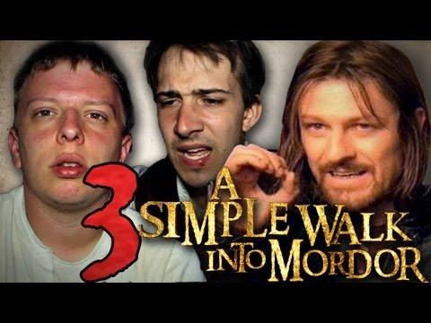 Obyčejný pochod do Mordoru - Epizoda 3