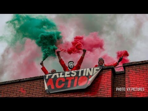 Another day another Israeli weapons factory shut down