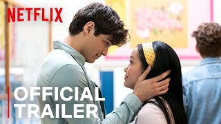 Lara Jean and Peter have just taken their relationship from pretend to officially official when another recipient of one of her old love letters enters the picture.  Watch To All The Boys P.S. I Still Love You: https://www.netflix.com/title/81030842  SUBSCRIBE: https://bit.ly/29qBUt7  About Netflix: Netflix is the world's leading streaming entertainment service with over 158 million paid memberships in over 190 countries enjoying TV series, documentaries and feature films across a wide variety of genres and languages. Members can watch as much as they want, anytime, anywhere, on any internet-connected screen. Members can play, pause and resume watching, all without commercials or commitments.  TO ALL THE BOYS 2: P.S. I Still Love You | Official Sequel Trailer 2 | Netflix https://youtube.com/netflix