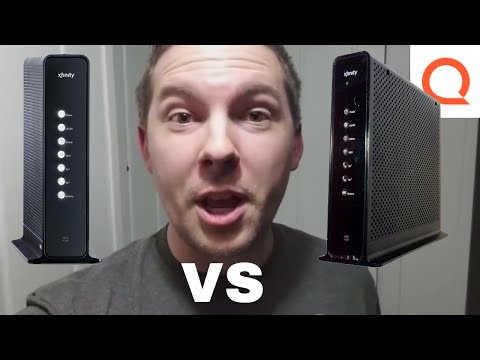 XFINITY Router Speed Test – New Router vs Old Router