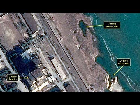 Β. Κορέα: Τέθηκε ξανά σε λειτουργία πυρηνικός αντιδραστήρας