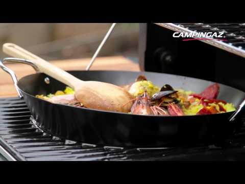 Barbacoa 4 Series Classic Ls Plus Dual Gas Campingaz