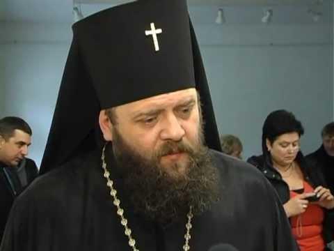 Архієпископ Михаїл на пленері іконопису - YouTube